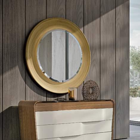 Melting Light Mirror, Turri Italy