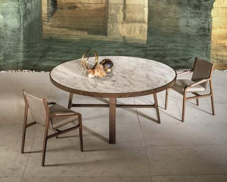 Compass Dining Table, Alivar Italy