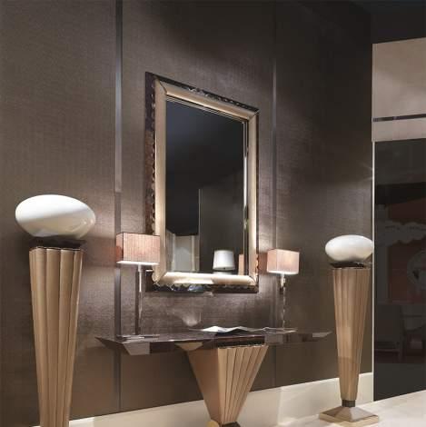Orion Rectangular Mirror, Turri Italy