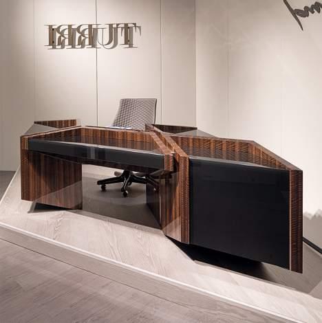Edge Office Desk, Turri Italy