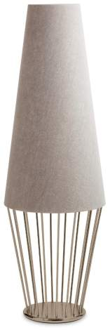 Sofia Low Floor Lamp with Long Lampshade, Cantori Italy
