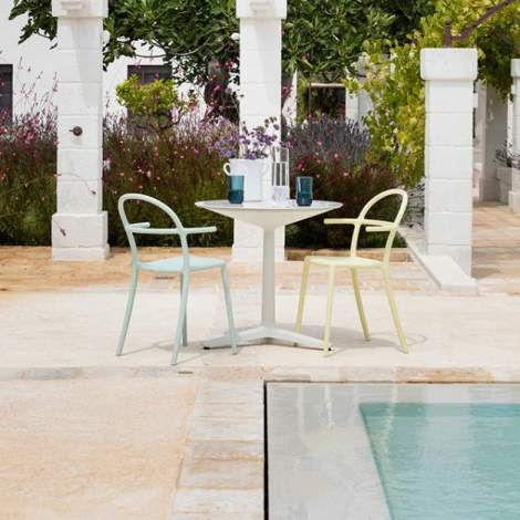 Generic C Chair (2 pieces), Kartell Italy
