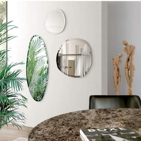 Stone Mirror, Pacini & Cappellini Italy