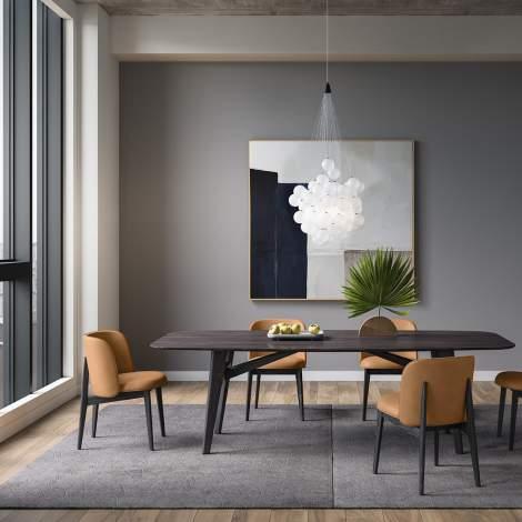 CS/4127-FS Abrey Dining Table, Calligaris Italy
