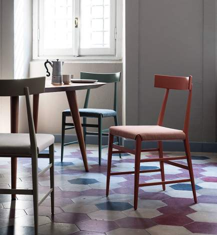 Noli Dining Chairs, Zanotta
