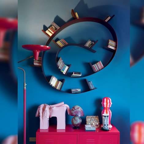 Bookworm Shelf, Kartell Italy