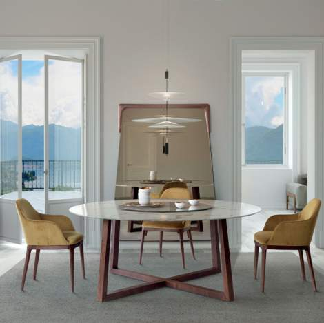 Aliante Dining Table, Pacini & Cappellini Italy