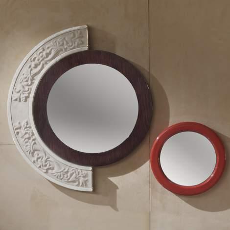 Couture Circles Mirror, Turri Italy