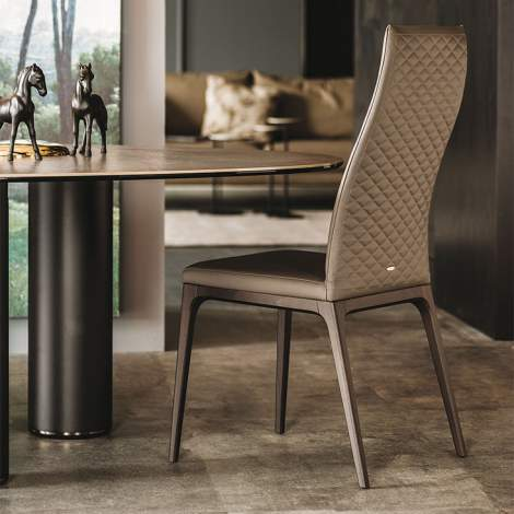 Arcadia Couture Dining Chair, Cattelan Italia