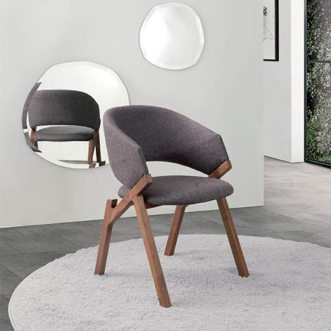 Byron Dining Chair, Pacini & Cappellini Italy