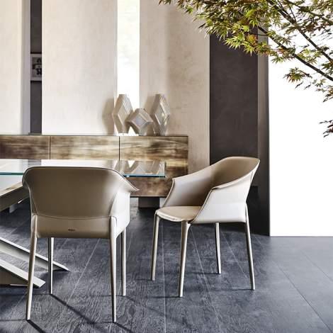 Zuleika Dining Chair, Cattelan Italia
