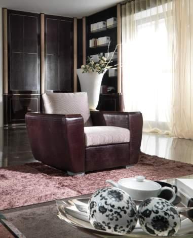 Vanity Armchair, Turri Italy