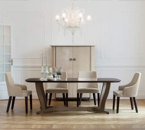 Humphrey Dining Table, Alberta Italy