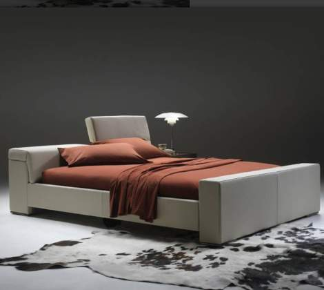 "Plan ''A"" Bed, Gyform Italy"