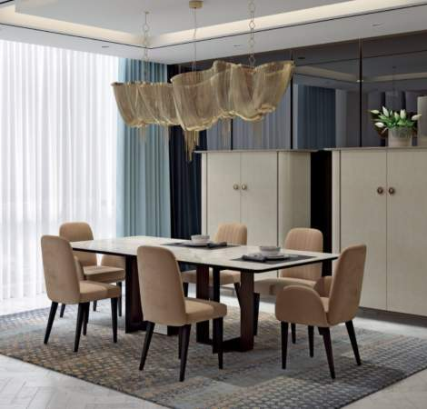 Gondole Chair, Alberta Italy