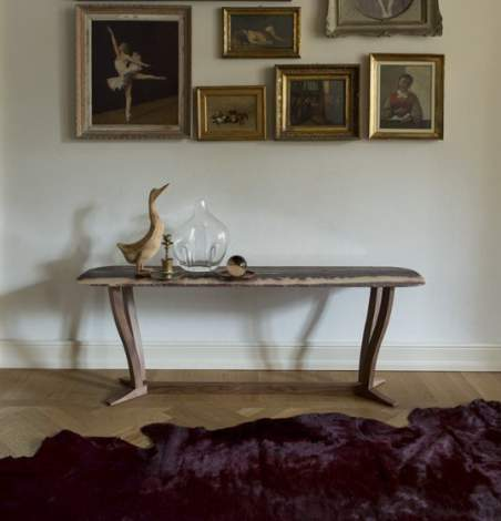 Elisabeth Low Console Table, Alberta Italy