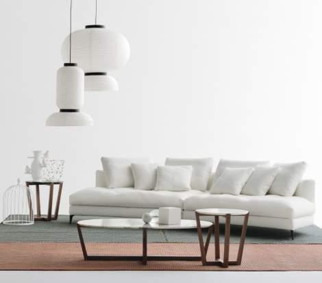 Alcove Modern Sofa, Alberta Italy