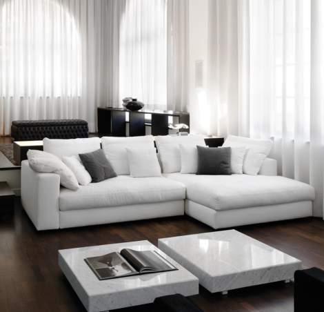 Summer Modern Sofa-Sectional, Alberta Italy