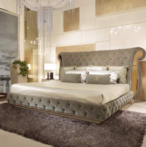 Couture Bed, Turri Italy