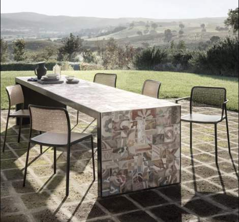 Audrey Chair (2 pieces), Kartell Italy