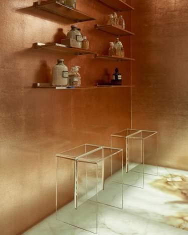 Max-Beam Stool/Table, Kartell Italy