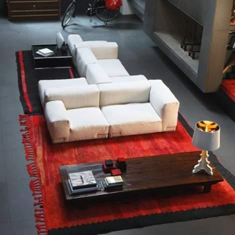 Plastics Duo Sofa, Kartell Italy