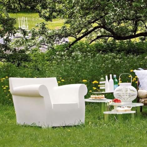 Bubble Club Armchair, Kartell Italy