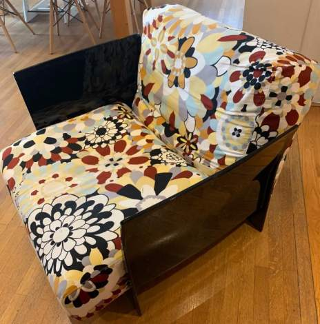 Pop Missoni Lounge Chair, Kartell Italy