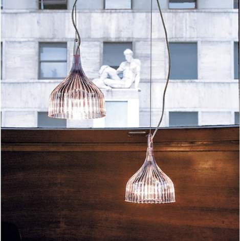 E' Suspension Lamps, Kartell Italy