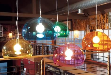 Big Fl/y Ceiling Lamp, Kartell Italy