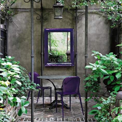 Francois Ghost Mirror, Kartell Italy
