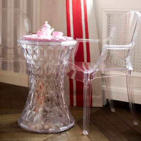 Stone End Table, Kartell Italy