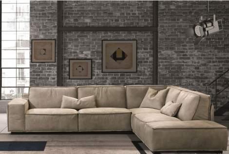 Sacai Corner Sectional Sofa, Gamma Arredamenti Italy