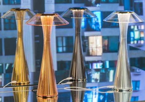 Space Table Lamp, Kartell Italy