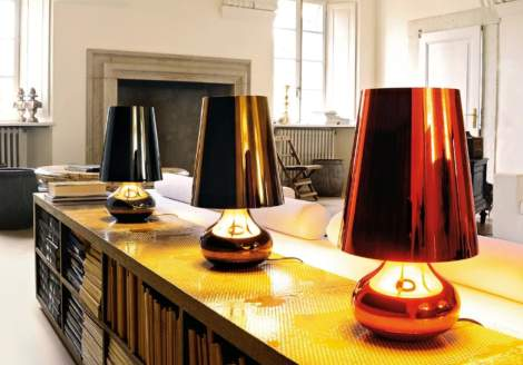 Cindy Table Lamp, Kartell Italy