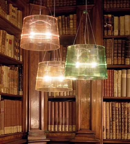 Ge Ceiling Lamp, Kartell Italy