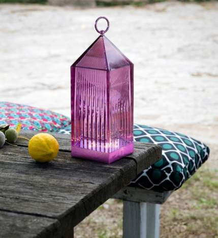 Lantern Lamp, Kartell Italy
