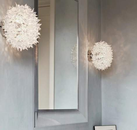 Bloom Wall Lamp, Kartell Italy