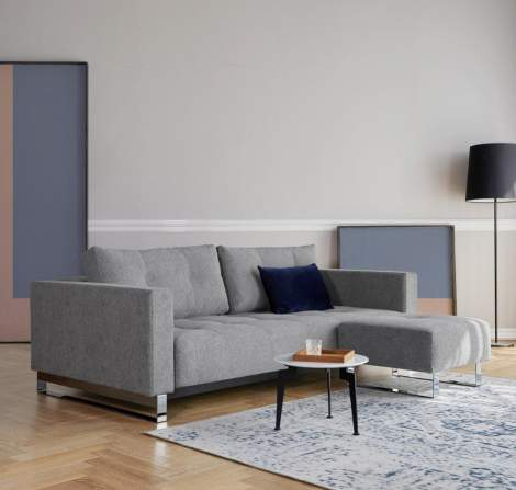 Cassius Deluxe Excess Lounger Sofa-Sleeper, Innovation