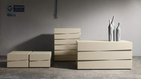 Jazz Bedroom Furniture, Presotto Italy