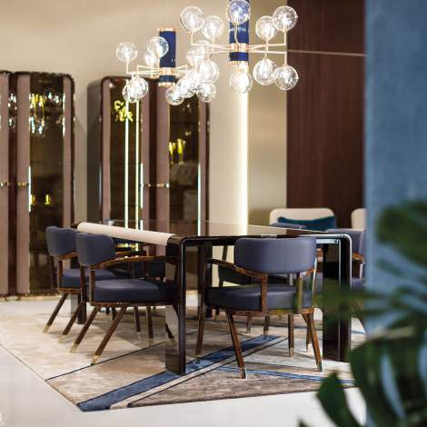 Madison Rectangular Table, Turri Italy