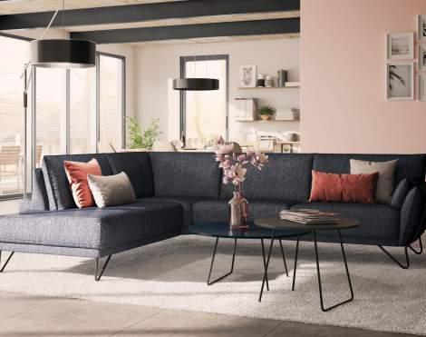 Montego Sectional Sofa, ROM Belgium
