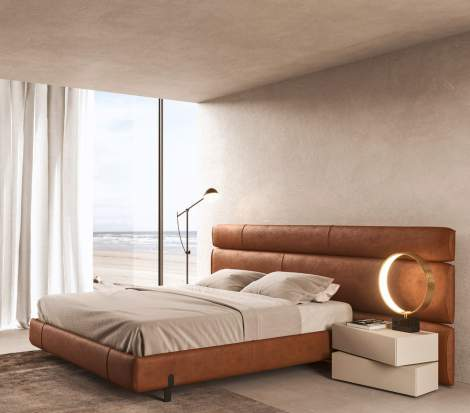 Niobe Bed, Presotto Italy