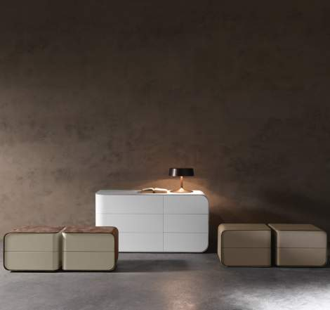 Passion Bedroom Furniture, Presotto Italy