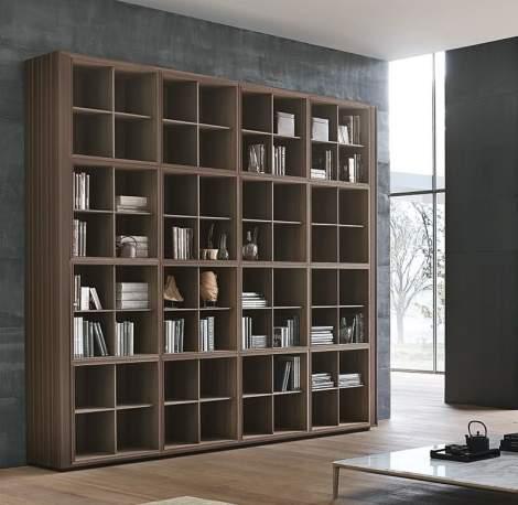 Tratto Bookcase, Alivar Italy