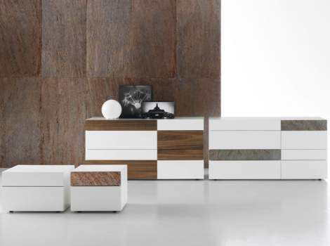 Wing Bedroom Furniture, Presotto Italy