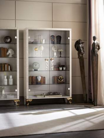 George Glass Buffet, Cantori Italy