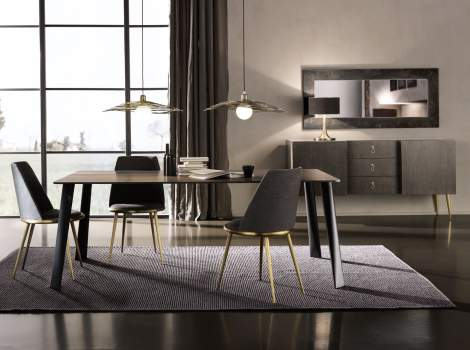 Milos Dining Table, Cantori Italy