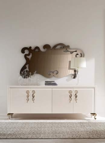 Aida Mirror, Cantori Italy
