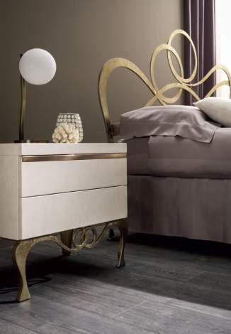 J'adore Bedside  Table, Cantori Italy